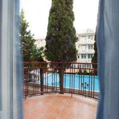 Гостиница Грэйс Кипарис балкон