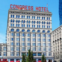 Congress Plaza Hotel парковка