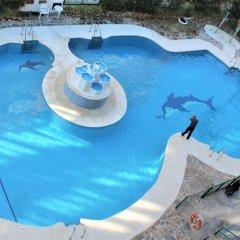 Отель Apartamento Sol del Mar Mediterraneo Фуэнхирола бассейн фото 2