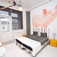 Отель Lofthotel Sen Pszczoly Варшава комната для гостей