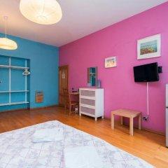 Гостиница Итальянские комнаты Пио на канале Грибоедова 35 Стандартный номер с двуспальной кроватью фото 17