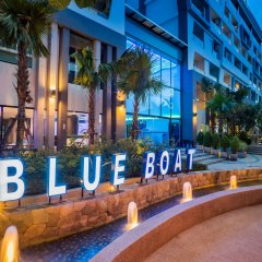 Отель Blue Boat Design Hotel Таиланд, Паттайя - отзывы, цены и фото номеров - забронировать отель Blue Boat Design Hotel онлайн фото 2