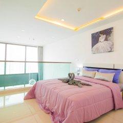 Отель Wongamat Tower by Pattaya Sunny Rentals Паттайя комната для гостей фото 5