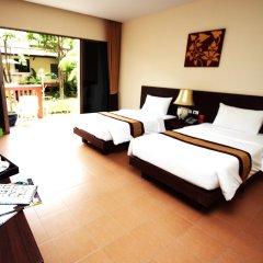 Отель Kata Sea Breeze Resort 3* Стандартный номер с различными типами кроватей