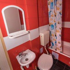 Hotel Parovoz ванная