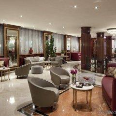 Отель UNAHOTELS Scandinavia Milano интерьер отеля