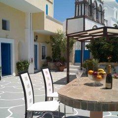 Отель Villa Pavlina Греция, Остров Санторини - отзывы, цены и фото номеров - забронировать отель Villa Pavlina онлайн питание