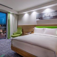 Отель Hampton by Hilton Istanbul Zeytinburnu комната для гостей фото 2