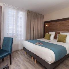 The Originals Hotel Paris Montmartre Apolonia (ex Comfort Lamarck) комната для гостей фото 4