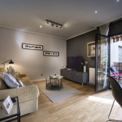 Апартаменты Premium Luxury City Center Apartment комната для гостей фото 3