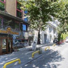 Hotel Golden Crown городской автобус