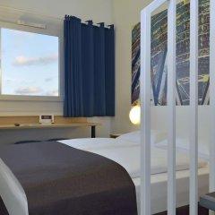 Отель B&B Hotel Leipzig-Nord Германия, Нордост - отзывы, цены и фото номеров - забронировать отель B&B Hotel Leipzig-Nord онлайн комната для гостей фото 3