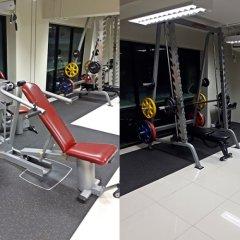 Отель Annex Lumpini Bangkok Таиланд, Бангкок - отзывы, цены и фото номеров - забронировать отель Annex Lumpini Bangkok онлайн фитнесс-зал фото 2