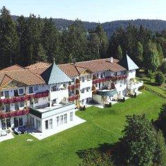 Отель Residence Rossboden Италия, Лана - отзывы, цены и фото номеров - забронировать отель Residence Rossboden онлайн приотельная территория фото 2