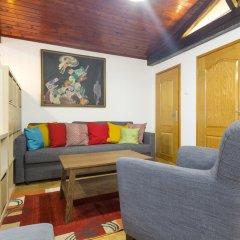 Апартаменты Belgrade Center Apartment V комната для гостей фото 4
