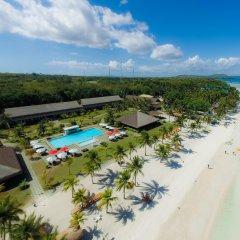 Отель Bohol Beach Club Resort пляж