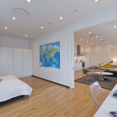 Апартаменты Europahuset Apartments комната для гостей фото 5