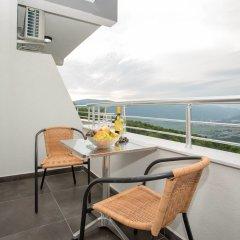 Отель Bevilacqua Apartments Черногория, Будва - отзывы, цены и фото номеров - забронировать отель Bevilacqua Apartments онлайн балкон