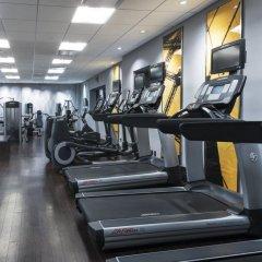 Отель Novotel New York Times Square фитнесс-зал фото 2