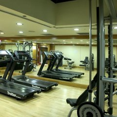 Radisson Blu Park Hotel, Athens Афины фитнесс-зал фото 3