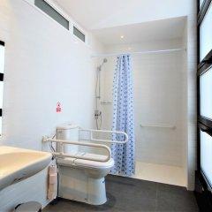 Отель Ten To Go Hostel Испания, Барселона - отзывы, цены и фото номеров - забронировать отель Ten To Go Hostel онлайн ванная фото 2