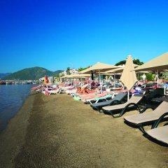 Motto Premium Hotel&Spa Мармарис пляж