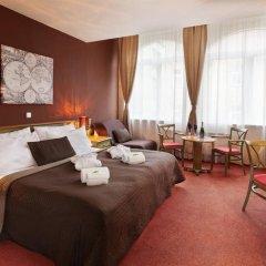 Отель Augustus Et Otto Прага комната для гостей фото 4