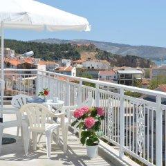 Triada Hotel балкон