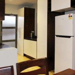 Апартаменты Greystone Apartments 01 удобства в номере