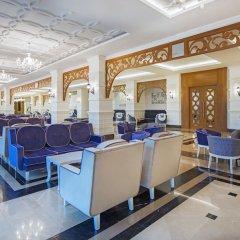 Port Nature Luxury Resort Hotel & Spa Богазкент интерьер отеля фото 2