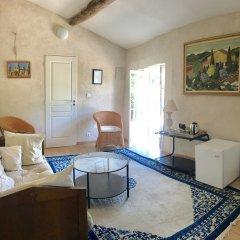 Отель Campagne Saint Jean de Matha комната для гостей фото 3