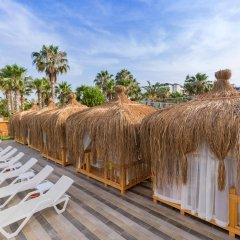 Отель Holiday Park Resort Окурджалар пляж