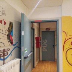 Jammin' Hostel Rimini интерьер отеля
