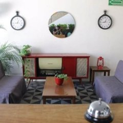 Casa Zapopan Hotel интерьер отеля