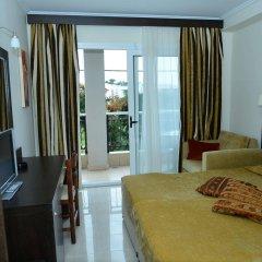 Отель Hanioti Grandotel Греция, Ханиотис - 3 отзыва об отеле, цены и фото номеров - забронировать отель Hanioti Grandotel онлайн комната для гостей фото 2