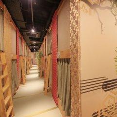 Отель Capsule and Sauna Oriental Япония, Токио - отзывы, цены и фото номеров - забронировать отель Capsule and Sauna Oriental онлайн вид на фасад