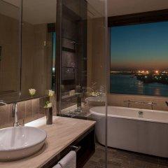 Отель InterContinental Residence Suites Dubai Festival City ванная фото 2