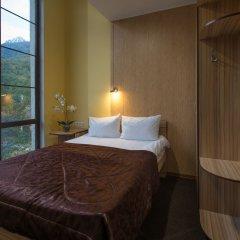 Гостиница Bridge Mountain Красная Поляна комната для гостей