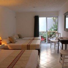 Отель Villa Tulum Hotel Италия, Рим - отзывы, цены и фото номеров - забронировать отель Villa Tulum Hotel онлайн комната для гостей фото 4