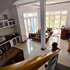 Отель Tan Thanh Beach Villa питание фото 2