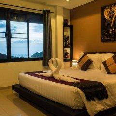 Отель Koh Tao Heights Boutique Villas Таиланд, Остров Тау - отзывы, цены и фото номеров - забронировать отель Koh Tao Heights Boutique Villas онлайн комната для гостей фото 5