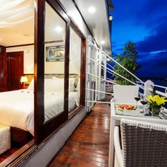 Отель Halong Silversea Cruise балкон