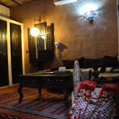 Отель Rose Noire Марокко, Уарзазат - отзывы, цены и фото номеров - забронировать отель Rose Noire онлайн интерьер отеля