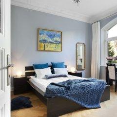 Апартаменты Elite Apartments Sopot Admiralski Сопот комната для гостей фото 4