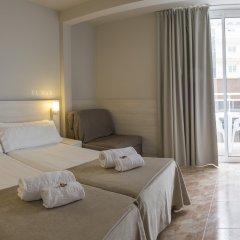 Отель Rosamar Maritim Испания, Льорет-де-Мар - 1 отзыв об отеле, цены и фото номеров - забронировать отель Rosamar Maritim онлайн комната для гостей фото 2