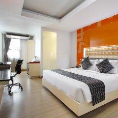 Отель Klassique Sukhumvit Бангкок комната для гостей