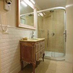 Отель Antico Mulino Италия, Скорце - отзывы, цены и фото номеров - забронировать отель Antico Mulino онлайн ванная фото 2