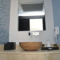 Отель Cache Hotel Boutique - Только для взрослых Мексика, Плая-дель-Кармен - отзывы, цены и фото номеров - забронировать отель Cache Hotel Boutique - Только для взрослых онлайн ванная фото 2