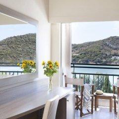 Отель Dolce Attica Riviera балкон