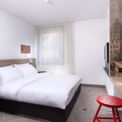 Sorat Hotel Saxx Nürnberg комната для гостей фото 6